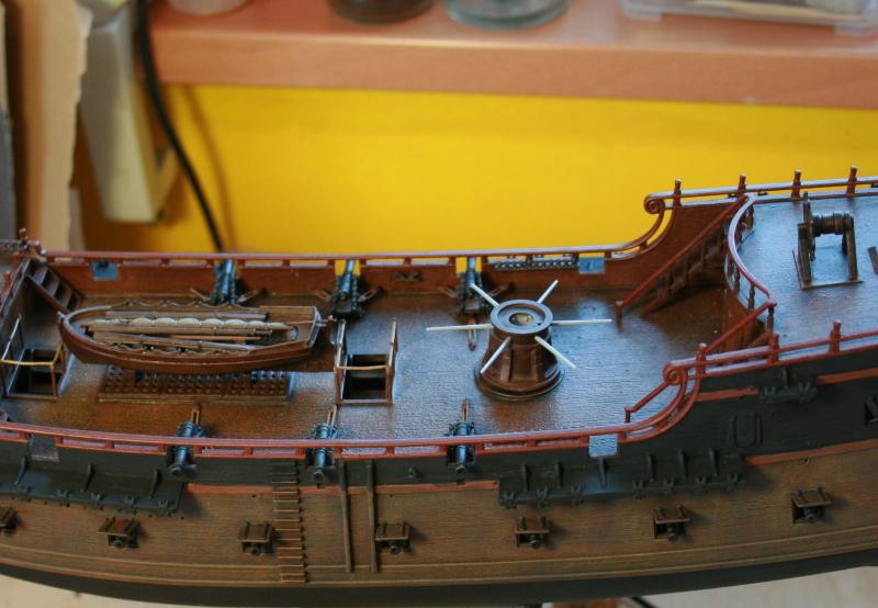 Piratenschiff / Revell, 1:72 - Seite 5 137