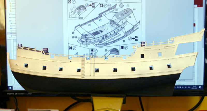 Piratenschiff / Revell, 1:72 - Seite 2 3110