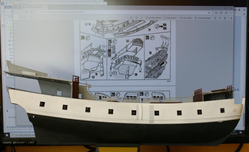 Piratenschiff / Revell, 1:72 - Seite 2 3210