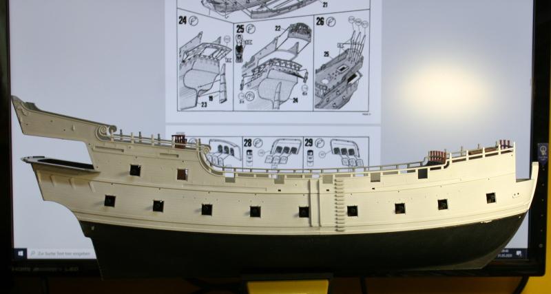Piratenschiff / Revell, 1:72 - Seite 2 3510