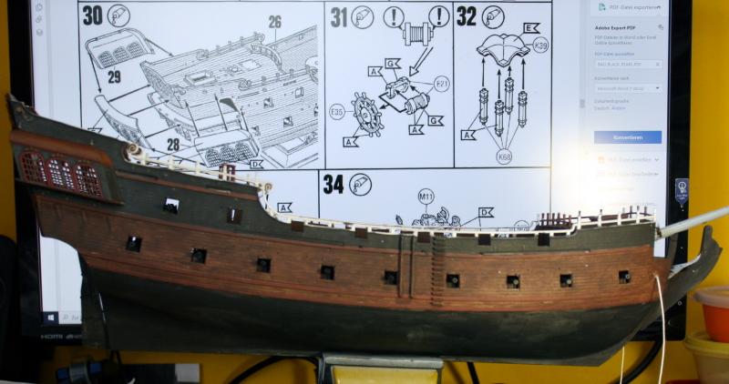 Piratenschiff / Revell, 1:72 - Seite 2 5210