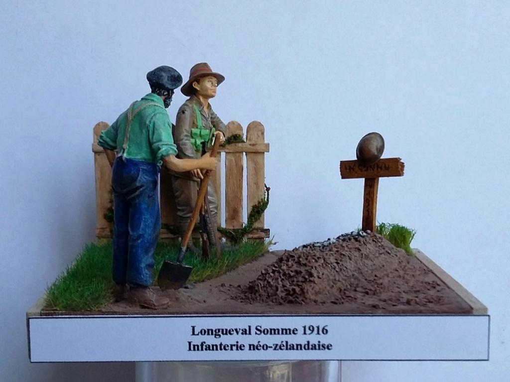 Infanterie néo-zélandaise-Longueval 1916 1/35 20190810