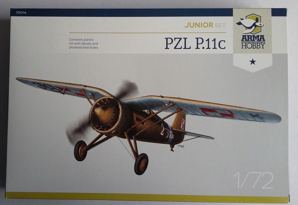 Fil rouge 2020 : PZL P11c (Arma hobby 1/72) 20200112