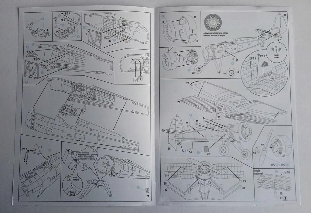 Fil rouge 2020 : PZL P11c (Arma hobby 1/72) 20200115