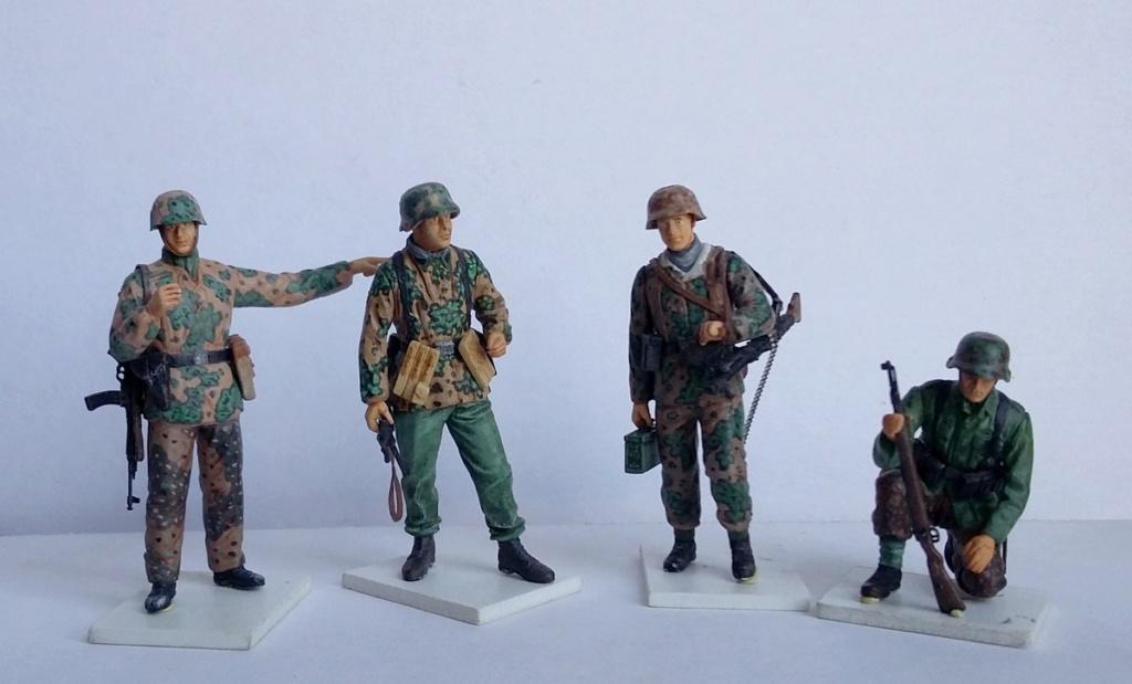 infanterie allemande 1944-45 (1/35 dragon) 20200317
