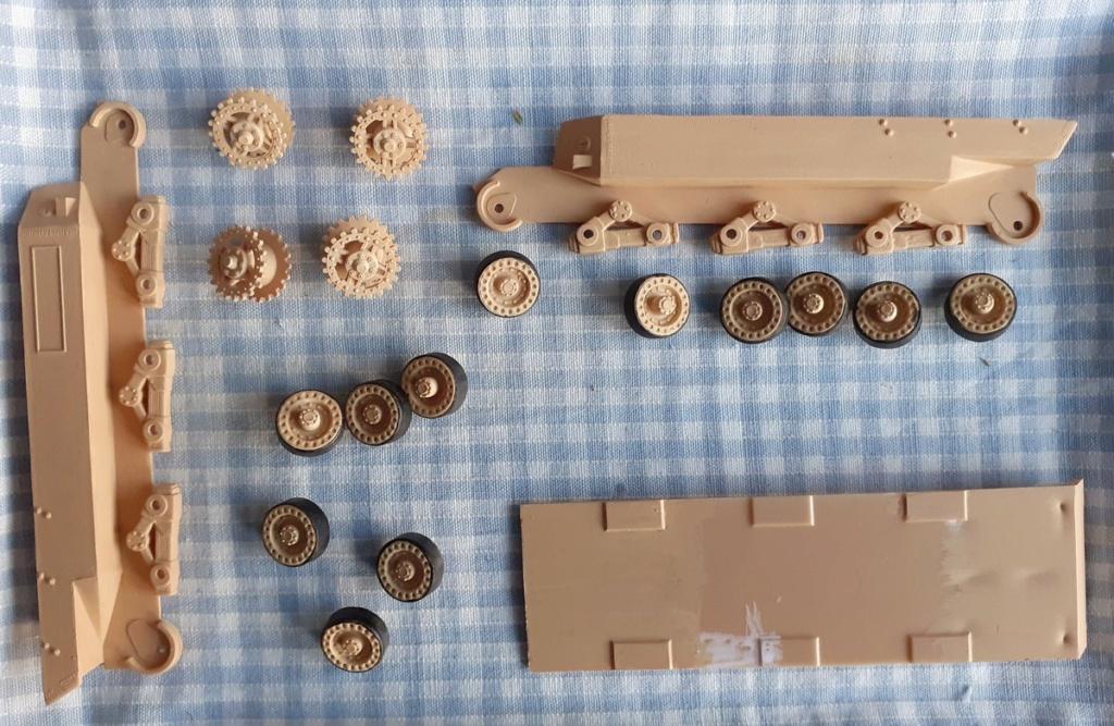 "From the box - German tank ""elephant"" esci 1/72 20201116"