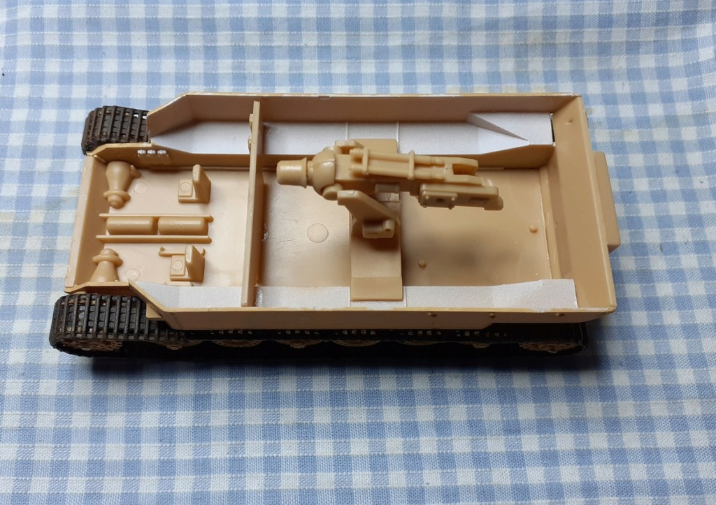 "From the box - German tank ""elephant"" esci 1/72 *** Terminé en pg 4 - Page 2 20201118"