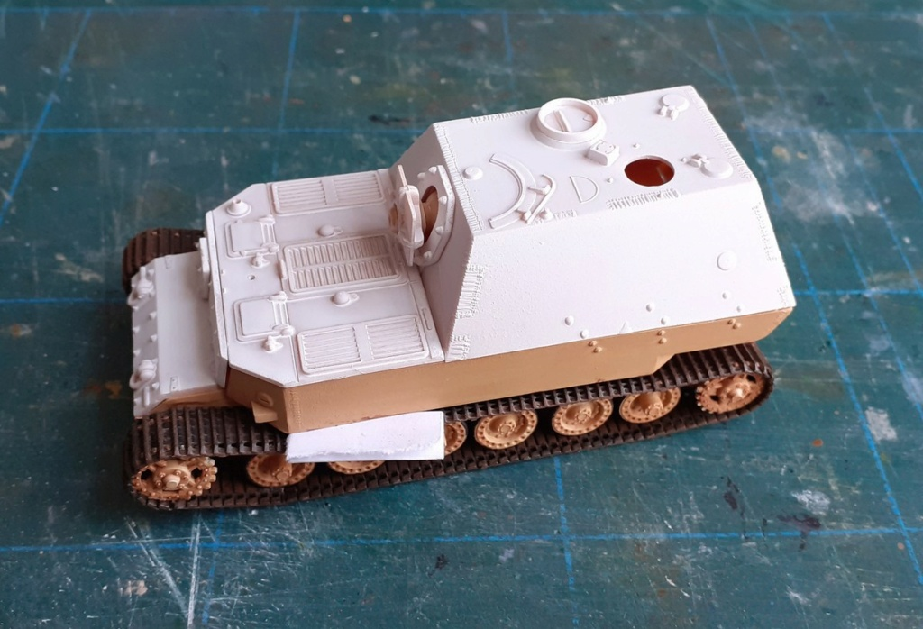 "From the box - German tank ""elephant"" esci 1/72 *** Terminé en pg 4 - Page 2 20201120"