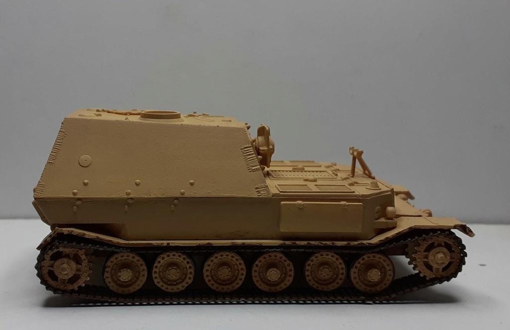 "From the box - German tank ""elephant"" esci 1/72 *** Terminé en pg 4 - Page 3 20201210"