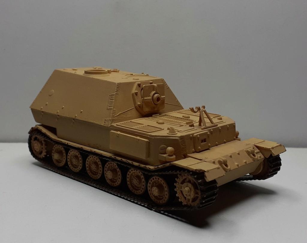 "From the box - German tank ""elephant"" esci 1/72 *** Terminé en pg 4 - Page 3 20201211"