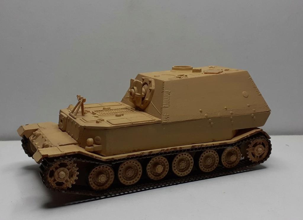 "From the box - German tank ""elephant"" esci 1/72 *** Terminé en pg 4 - Page 3 20201212"