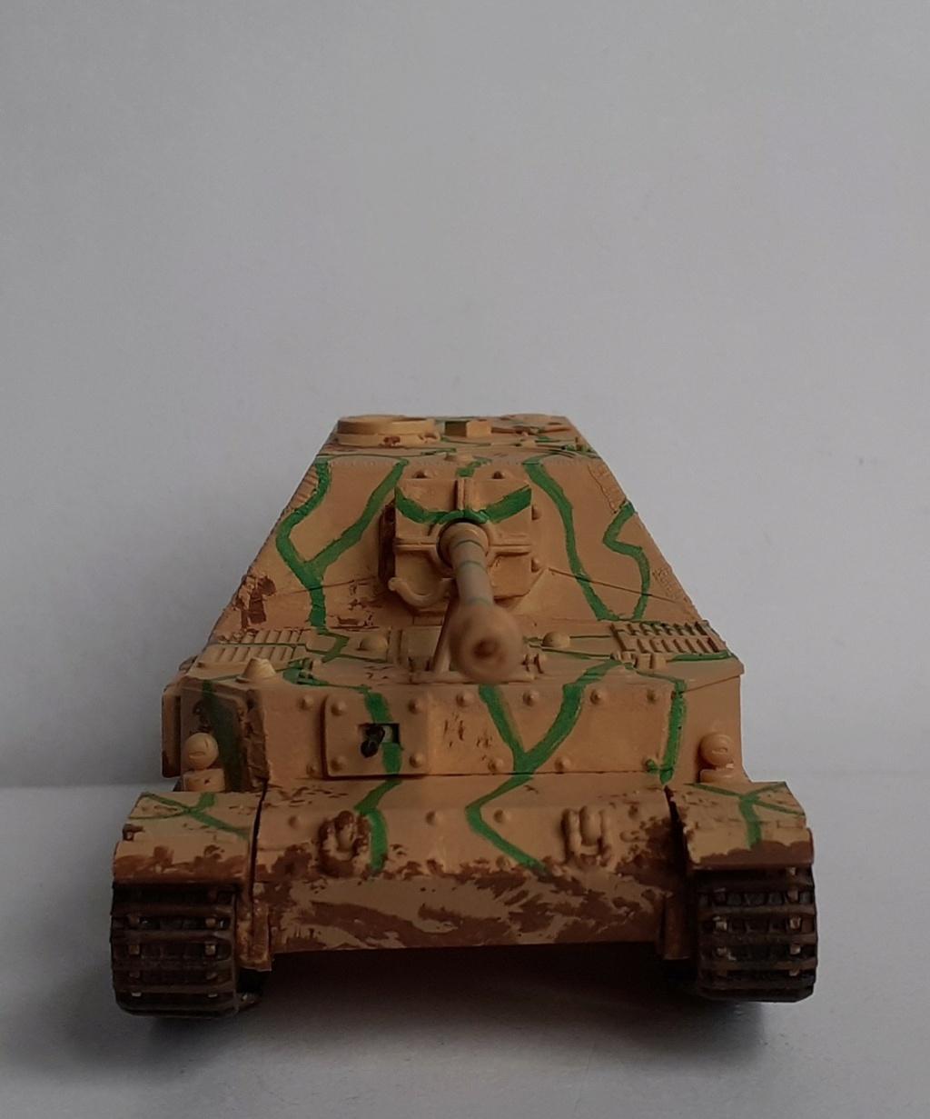 "From the box - German tank ""elephant"" esci 1/72 *** Terminé en pg 4 - Page 3 20201214"