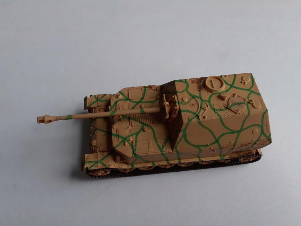"From the box - German tank ""elephant"" esci 1/72 *** Terminé en pg 4 - Page 3 20201215"