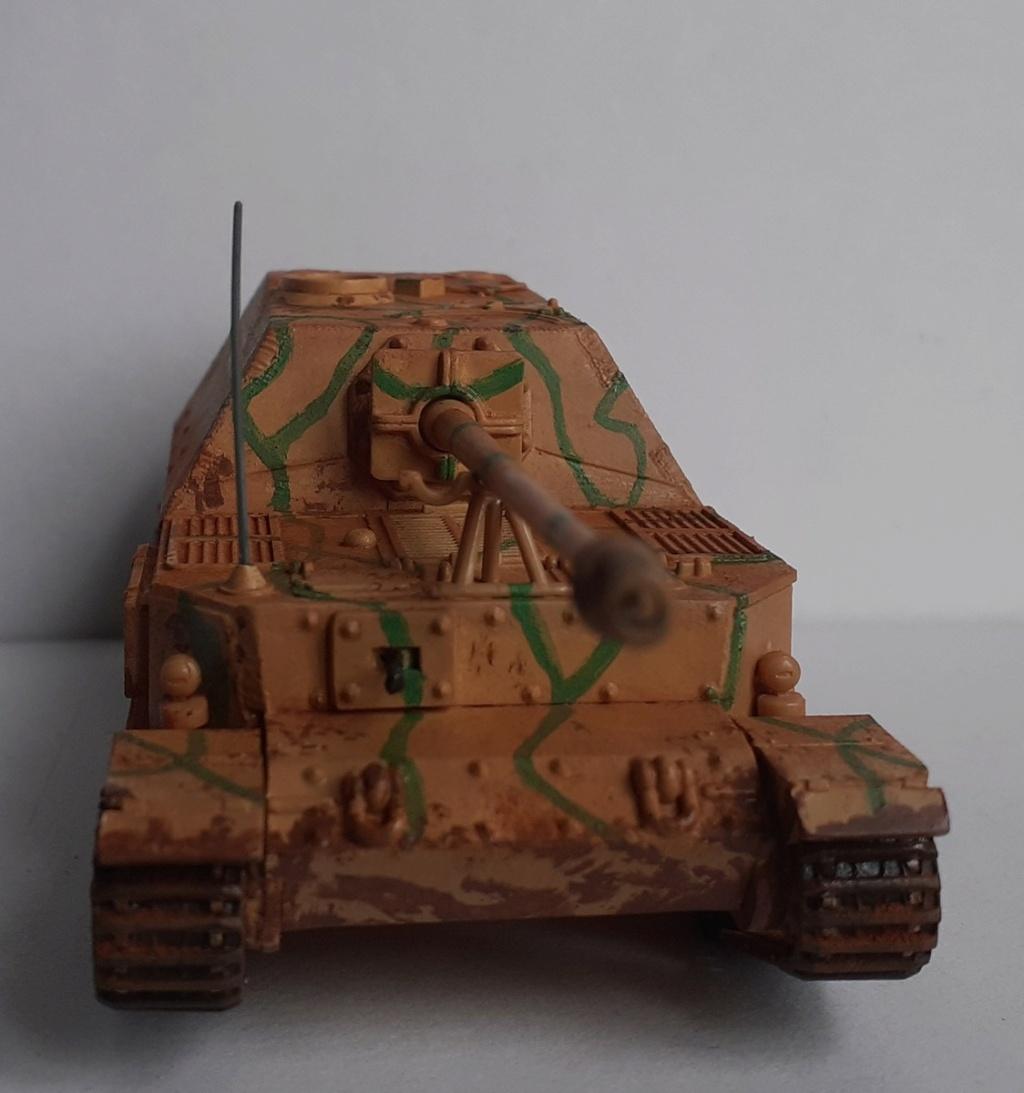 "From the box - German tank ""elephant"" esci 1/72 *** Terminé en pg 4 - Page 4 20201219"