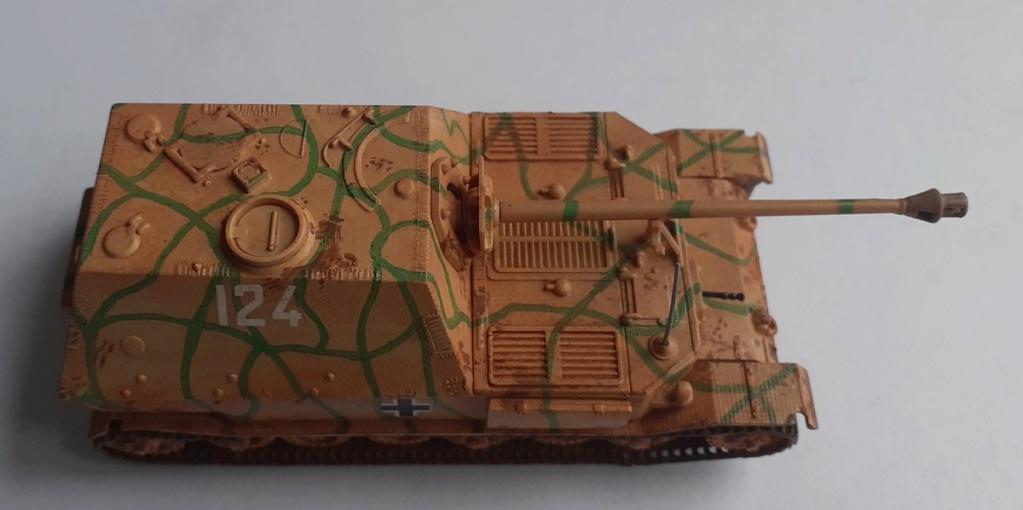 "From the box - German tank ""elephant"" esci 1/72 *** Terminé en pg 4 - Page 4 20201221"