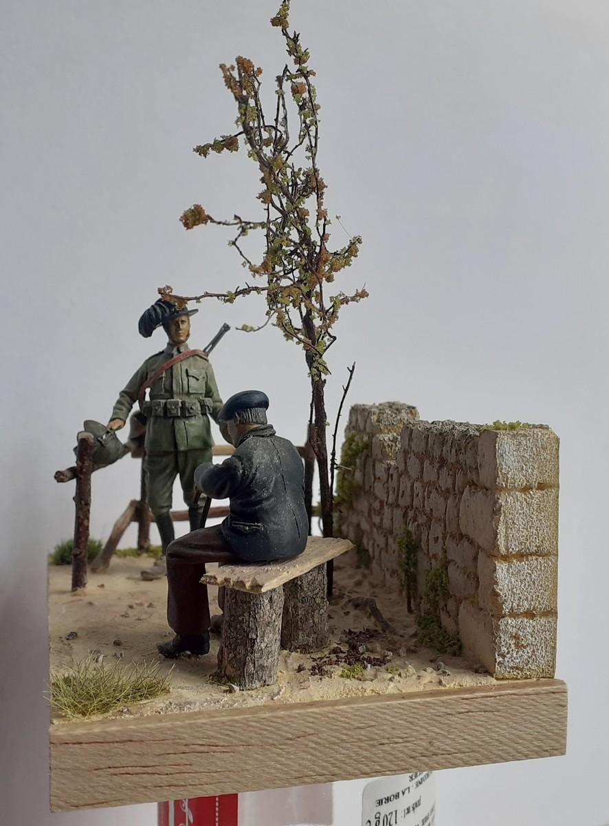 Bersaglier italien-Caporetto 1917 (1/35) (ajout de 4 photos) 20210413