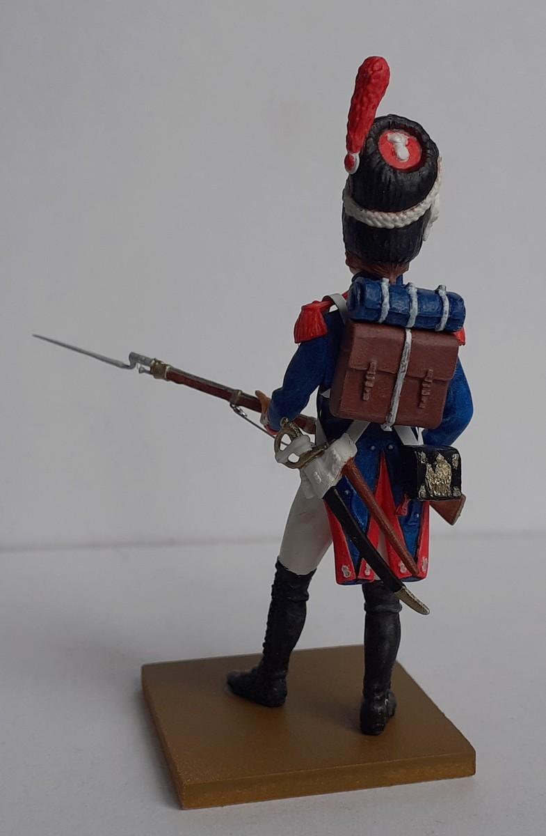 Fil rouge 2021 * Grenadier de la garde (airfix 54mm) *** Terminé en pg 4 - Page 4 20210418