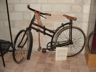 pas à pas-chasseur cycliste-mobilisation générale 1914 (1/35) terminé (p 5) - Page 2 Bicycl10