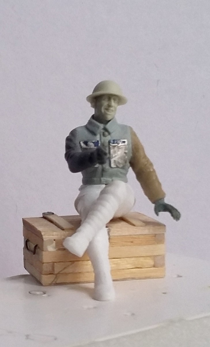 Infanterie portugaise-La Lys 1918 (1/35) ajout nouvelles photos Dio_1219