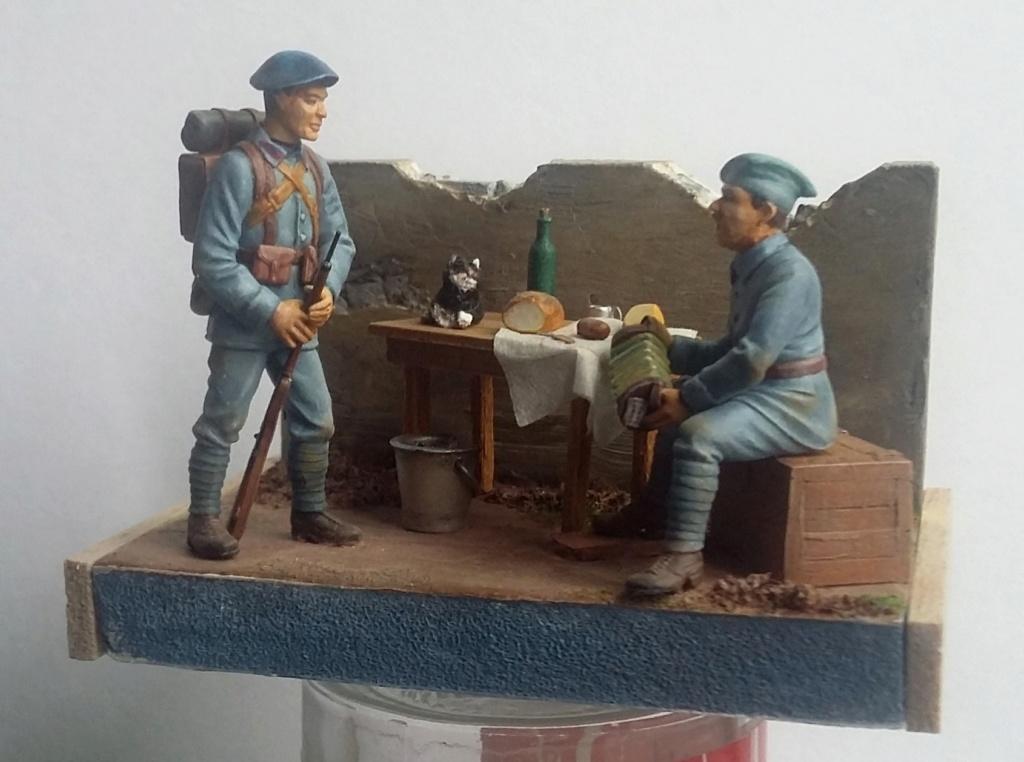 Volontaires polonais-Champagne 1916 1/35 Dio_1310