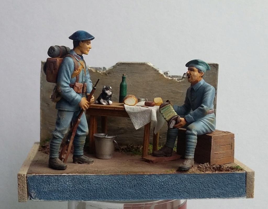 Volontaires polonais-Champagne 1916 1/35 Dio_1510