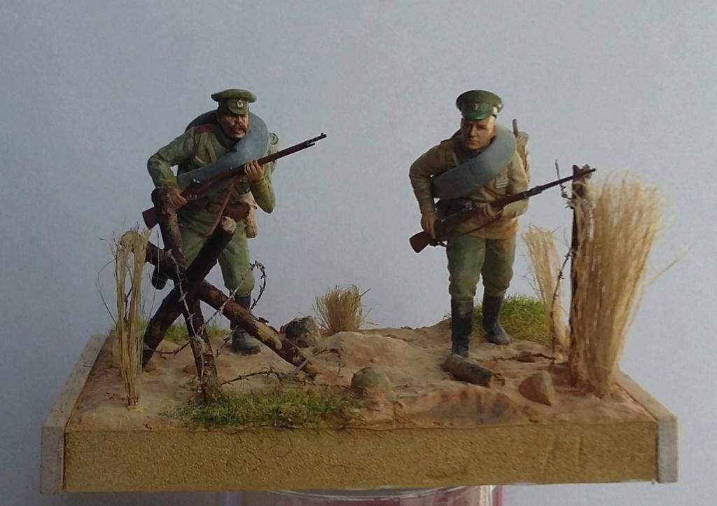 Infanterie de la Garde russe et infanterie russe-Tannenberg 1914 1/35 Dio_1916