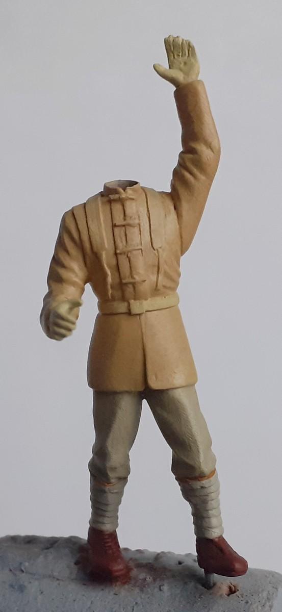 Tirailleur indochinois-camp de Fréjus Saint Raphael 1916 (1/35) Dio_1i11