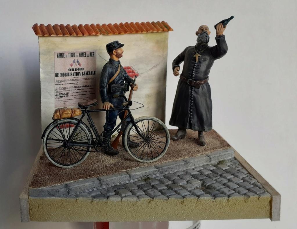 pas à pas-chasseur cycliste-mobilisation générale 1914 (1/35) terminé (p 5) - Page 5 Dio_2016