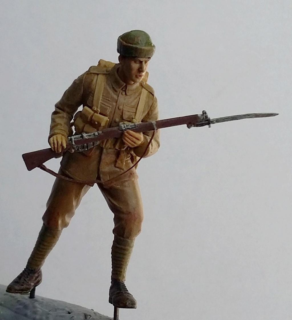 Infanterie canadienne du CEC- Festubert 1915 (1/35) Dio_2118