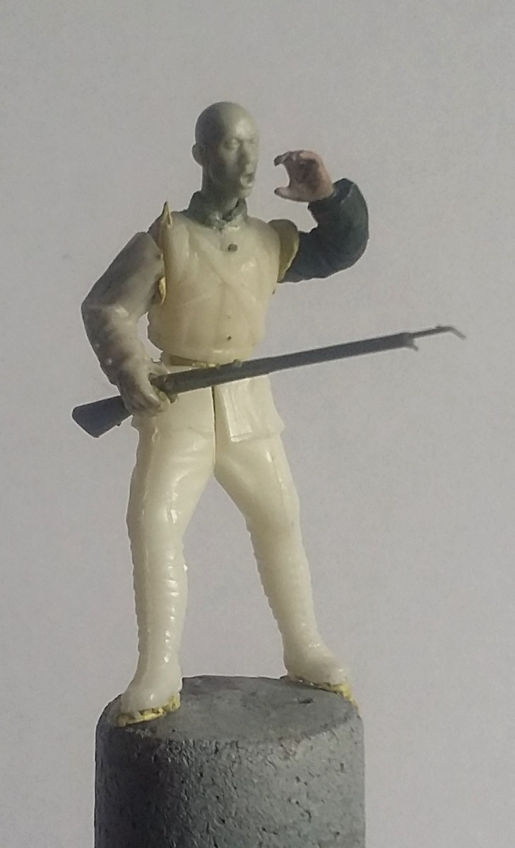 Infanterie afro-américaine- Meuse-Argonne 1918 (1/35) Dio_221