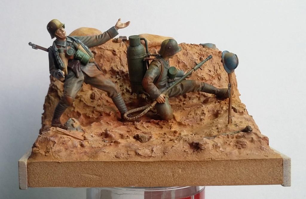 Pionniers allemands-Amiens 1918 1/35 Dio_2211