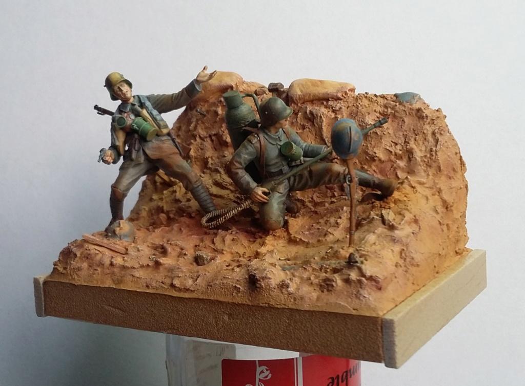 Pionniers allemands-Amiens 1918 1/35 Dio_2311