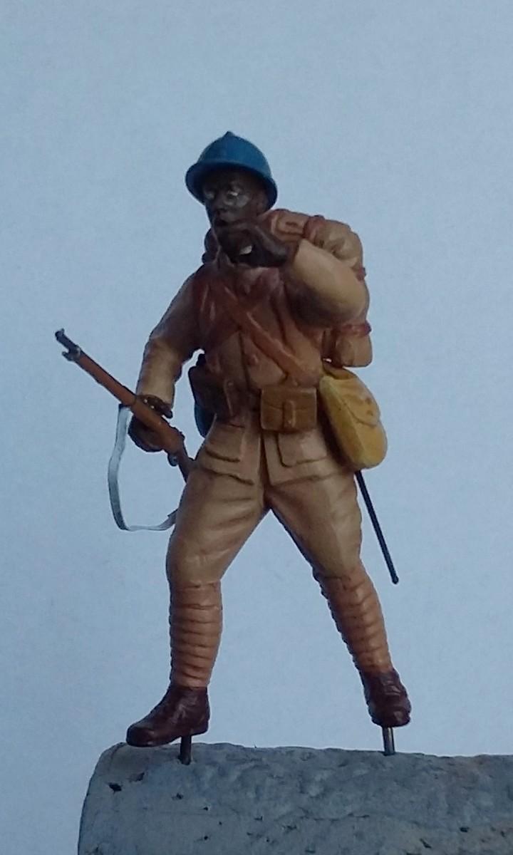 Infanterie afro-américaine- Meuse-Argonne 1918 (1/35) Dio_2318