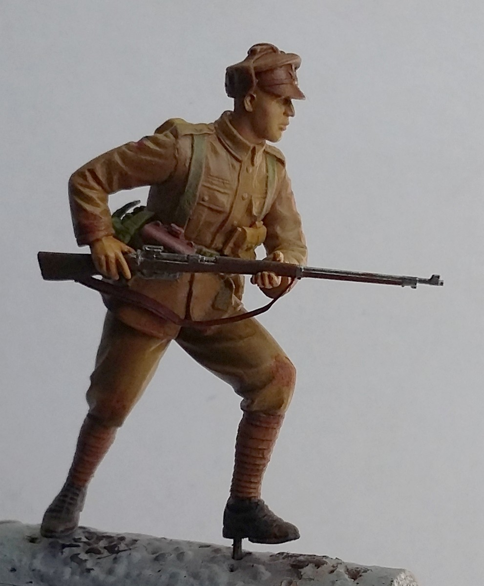 Infanterie canadienne du CEC- Festubert 1915 (1/35) Dio_2320