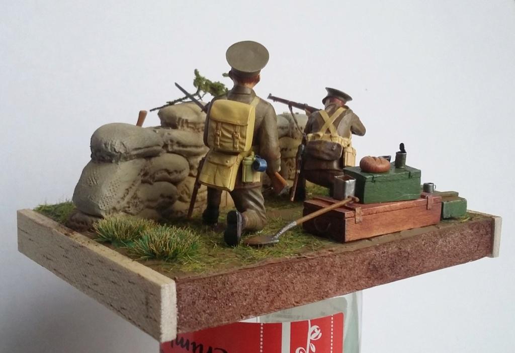 Infanterie britannique-Mons 1914 (1/35) Dio_2415