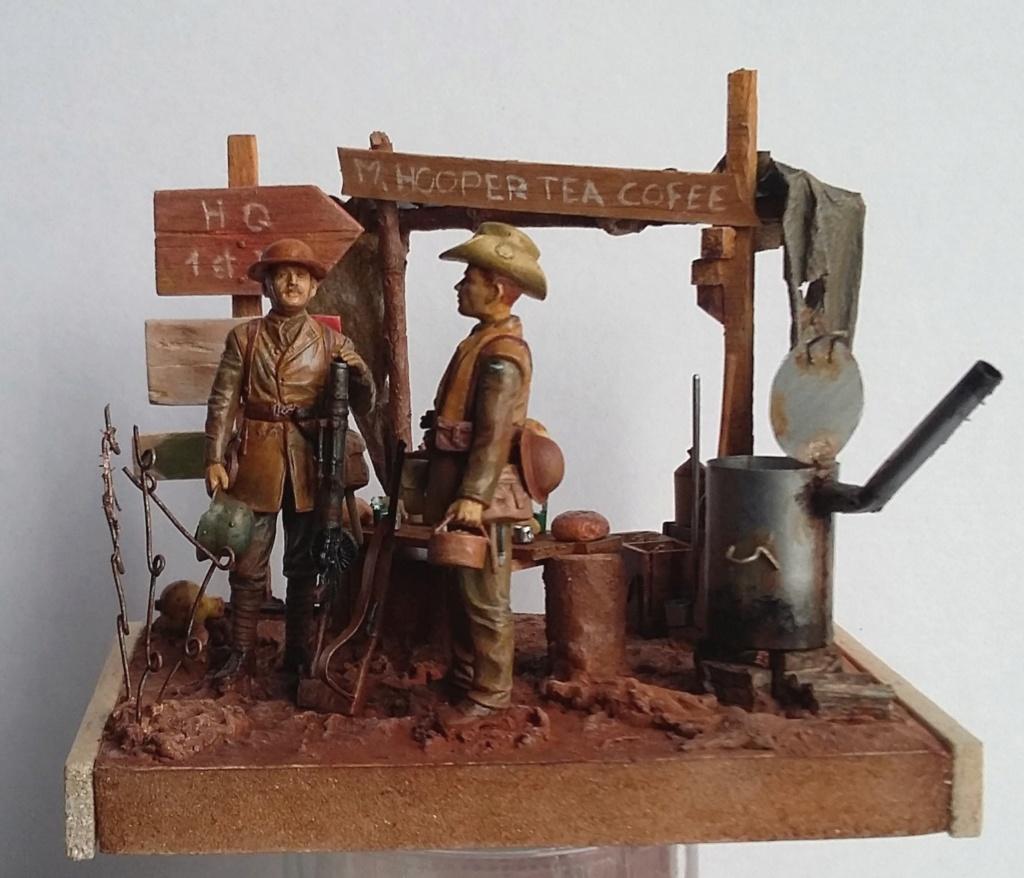 Infanterie australienne-Passchendaele 1917 1/35 Dio_2510