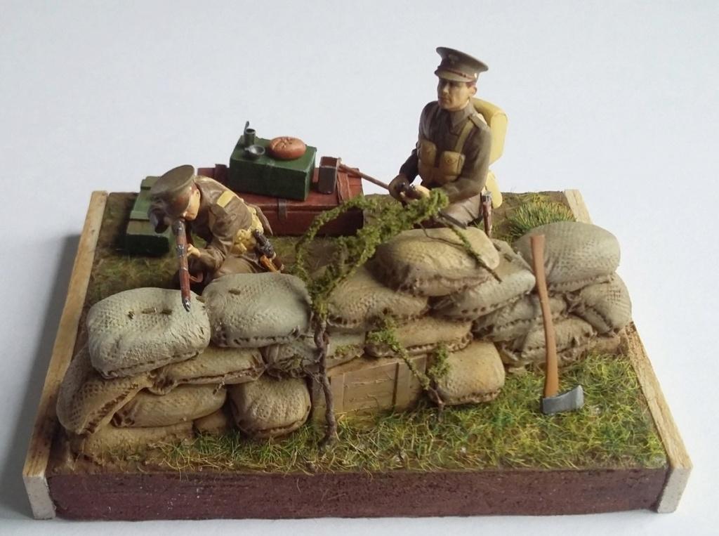 Infanterie britannique-Mons 1914 (1/35) Dio_2512
