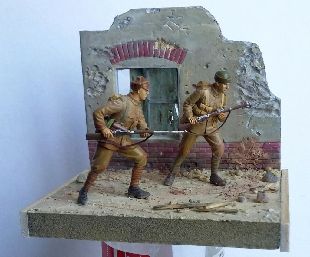 Infanterie canadienne du CEC- Festubert 1915 (1/35) Dio_2515