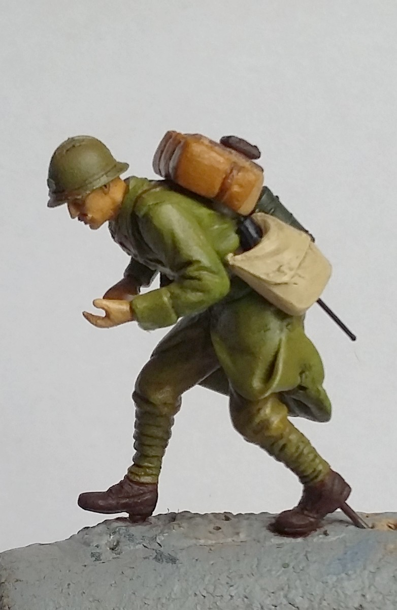 Zouaves - Coeuvres 1918 (1/35) Dio_2517