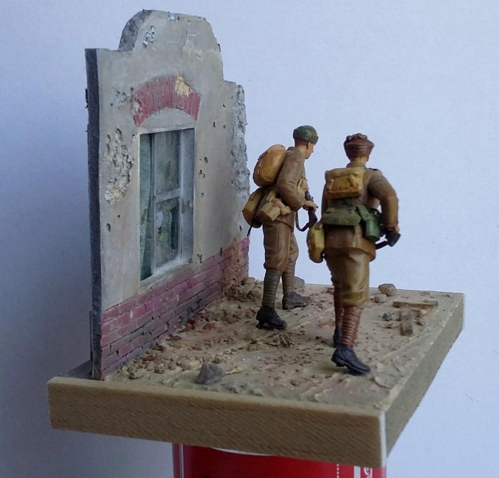 Infanterie canadienne du CEC- Festubert 1915 (1/35) Dio_2817