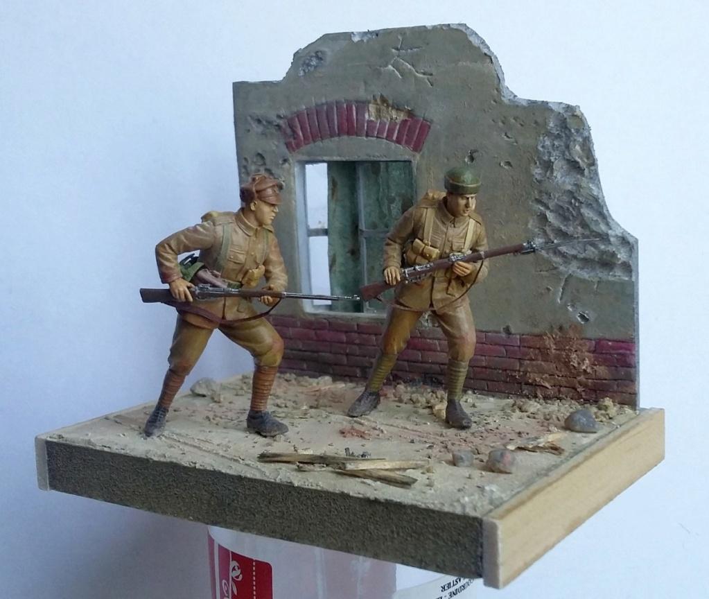 Infanterie canadienne du CEC- Festubert 1915 (1/35) Dio_2918