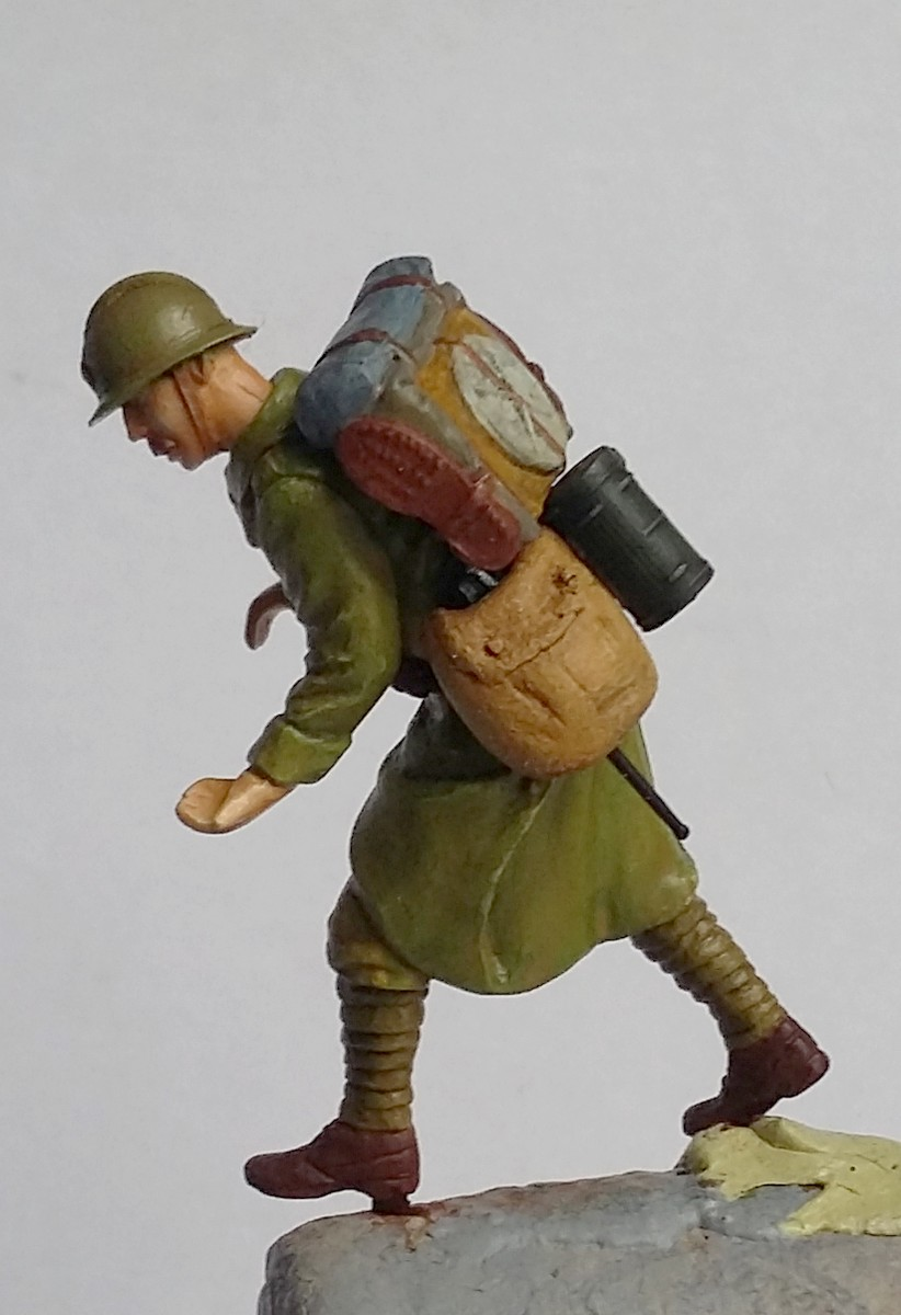 Zouaves - Coeuvres 1918 (1/35) Dio_2920
