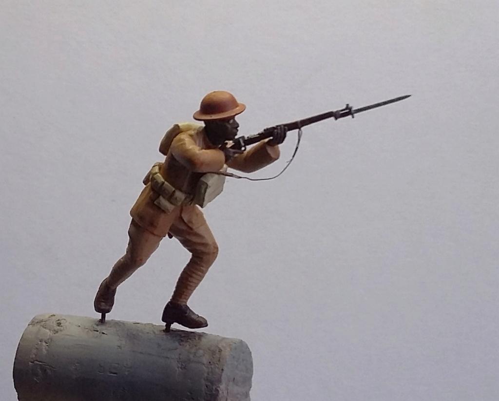 Infanterie afro-américaine- Meuse-Argonne 1918 (1/35) Dio_3014