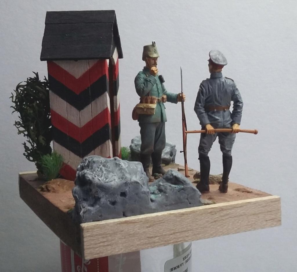 Jäger allemand-Vosges 1915 1/35 Dio_3110