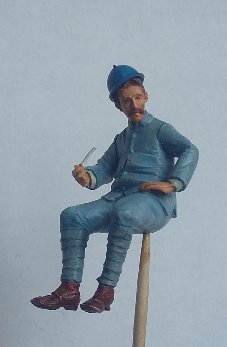 Poste de secour français-Craonnelle 1917 (au 1/35) Dio_3211