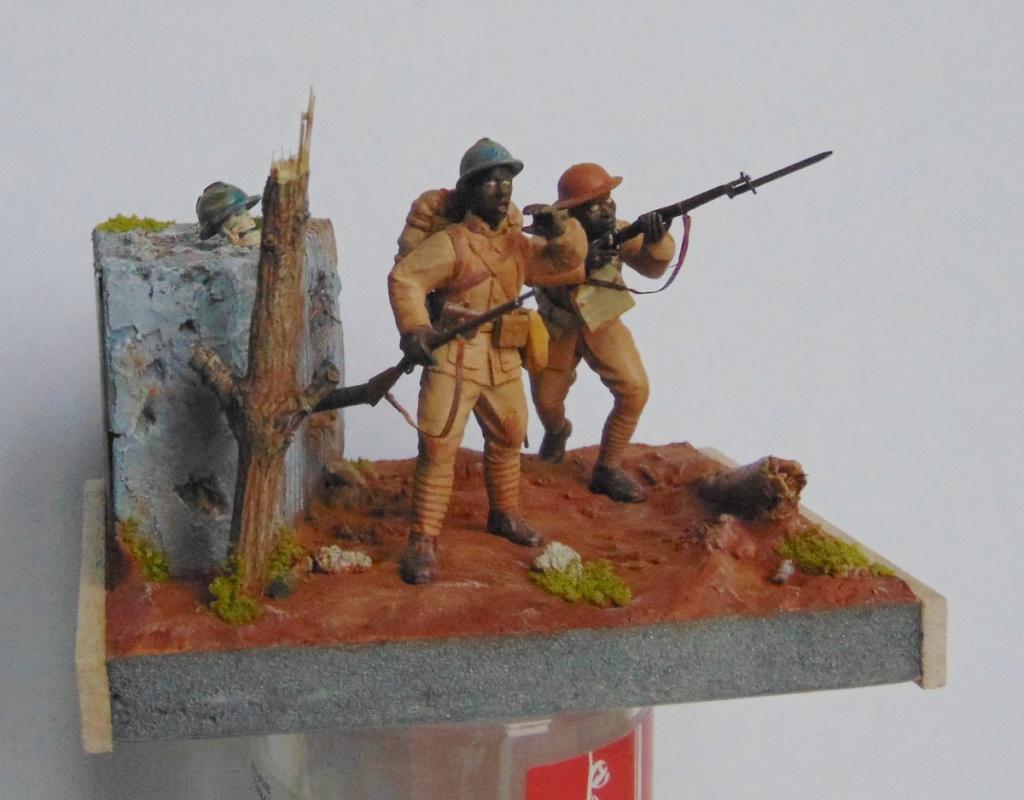 Infanterie afro-américaine- Meuse-Argonne 1918 (1/35) Dio_3213