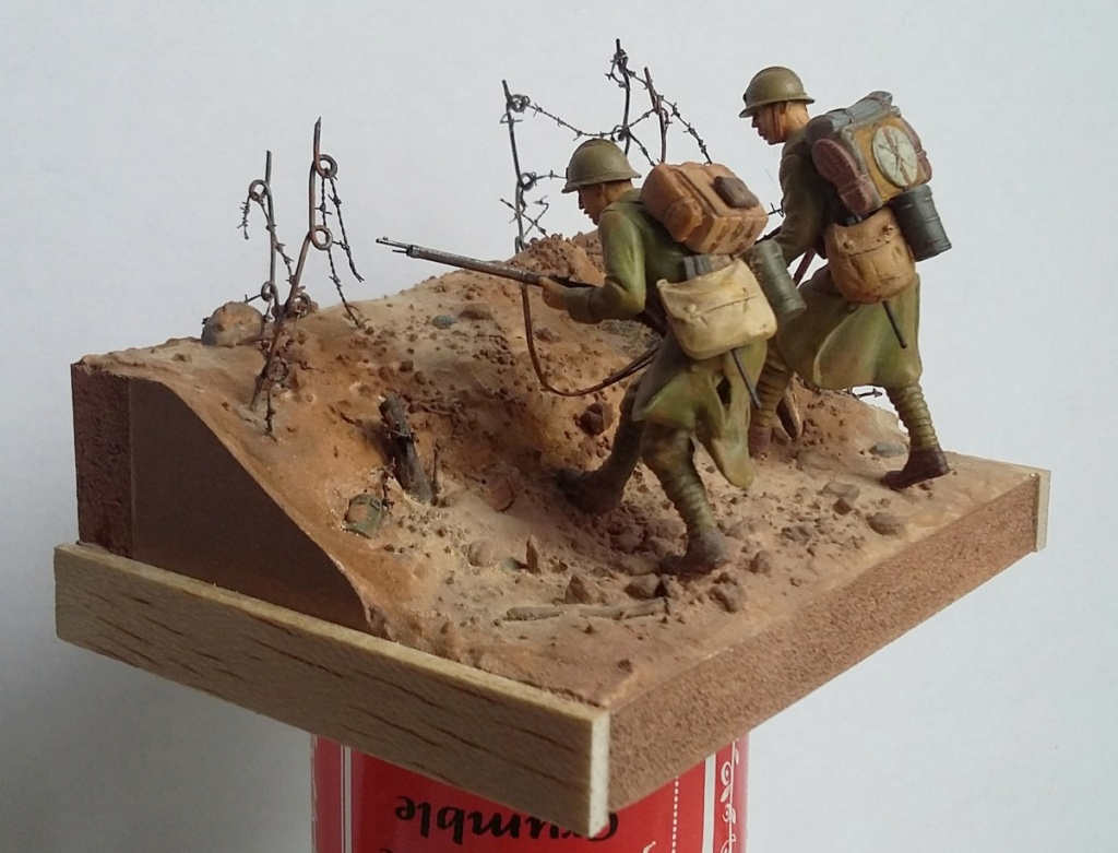 Zouaves - Coeuvres 1918 (1/35) Dio_3318