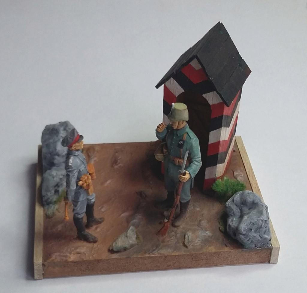 Jäger allemand-Vosges 1915 1/35 Dio_3410