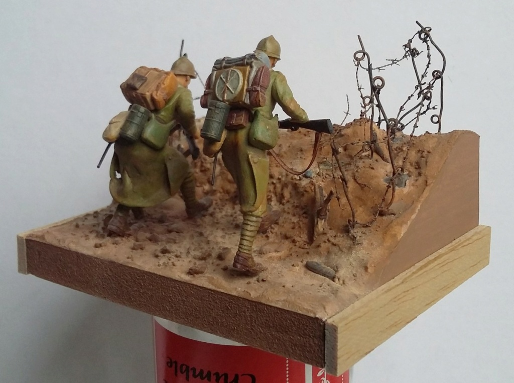 Zouaves - Coeuvres 1918 (1/35) Dio_3418