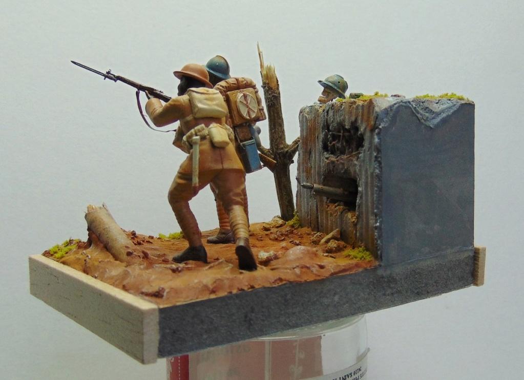 Infanterie afro-américaine- Meuse-Argonne 1918 (1/35) Dio_3514